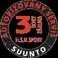 3 roky záruka Suunto